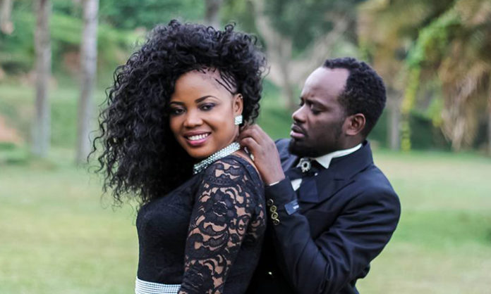 Gossip: david Lutalo goes back to his ex-wife Sharon Walikaga.