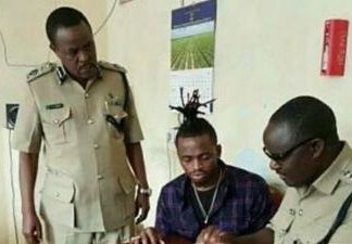 Trouble; Diamond Platinumz arrested, music banned over leaked explicit video