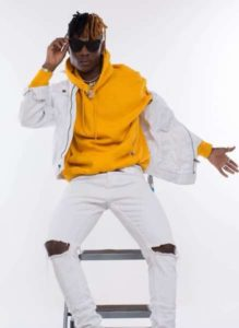 After successful music collaborations with other artistes Like Nina Roz in International Baby, Tompaana with Eddy Kenzo and his recent song Olina work featuring Nigeria's top singer Skales who recently performed in Kampala a few months, Dancehall artiste Beenie Gunter has hit studio with Fast rising town Fik Fameica in Kaddemu awo song in our latest Uganda celebrity news