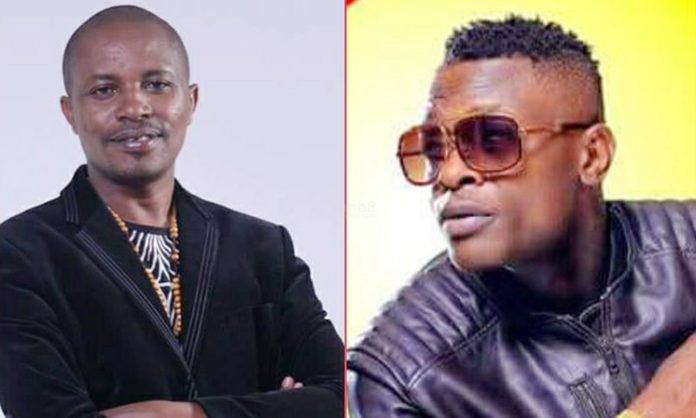 Chamelaone tells off Sseguya, you are too old to deliver gossip on TV