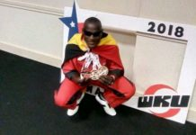 More gold for Uganda, Titus Tugume wins gold and silver medals in USA.