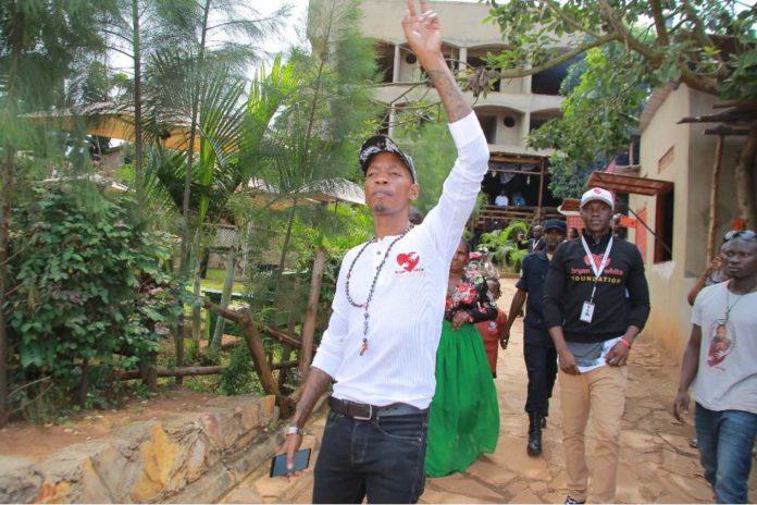 Bryan White buys land, set to build free hospital for less privileged Ugandans