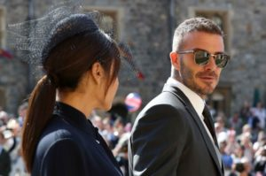 Highlights and pictures from the royal wedding including Hollywood celebrities