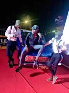Chance Nalubega stages an energetic performance at Tugende mu kikadde