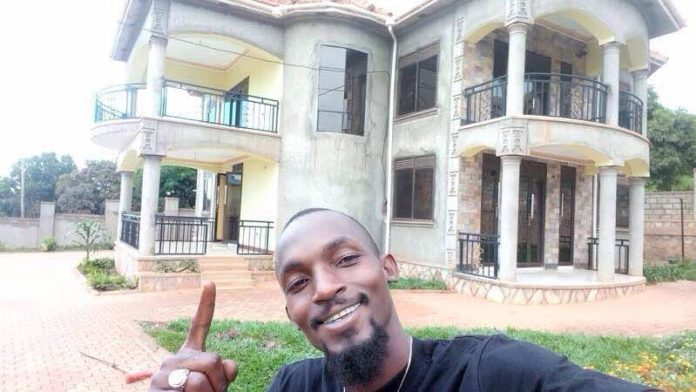 Singer Weasel at war with Mowzey Radio family over property