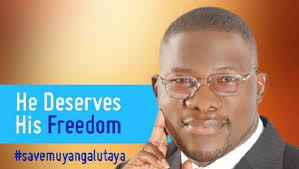 NBS TV's Muyanga Lutaaya still detained at Kirinya prison over 153 million debt