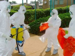 Current Ebola Situation in DR Congo; Three Cases Confirmed