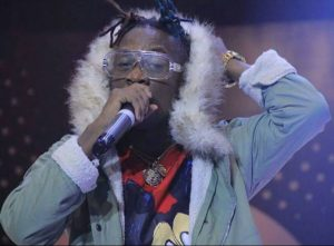Rapper Navio bgs for collabo from Fik Fameica