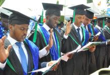 2400 students graduate at Basajjabalaba's Kampala International University
