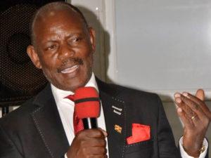 Prof. Barnabas Nawangwe