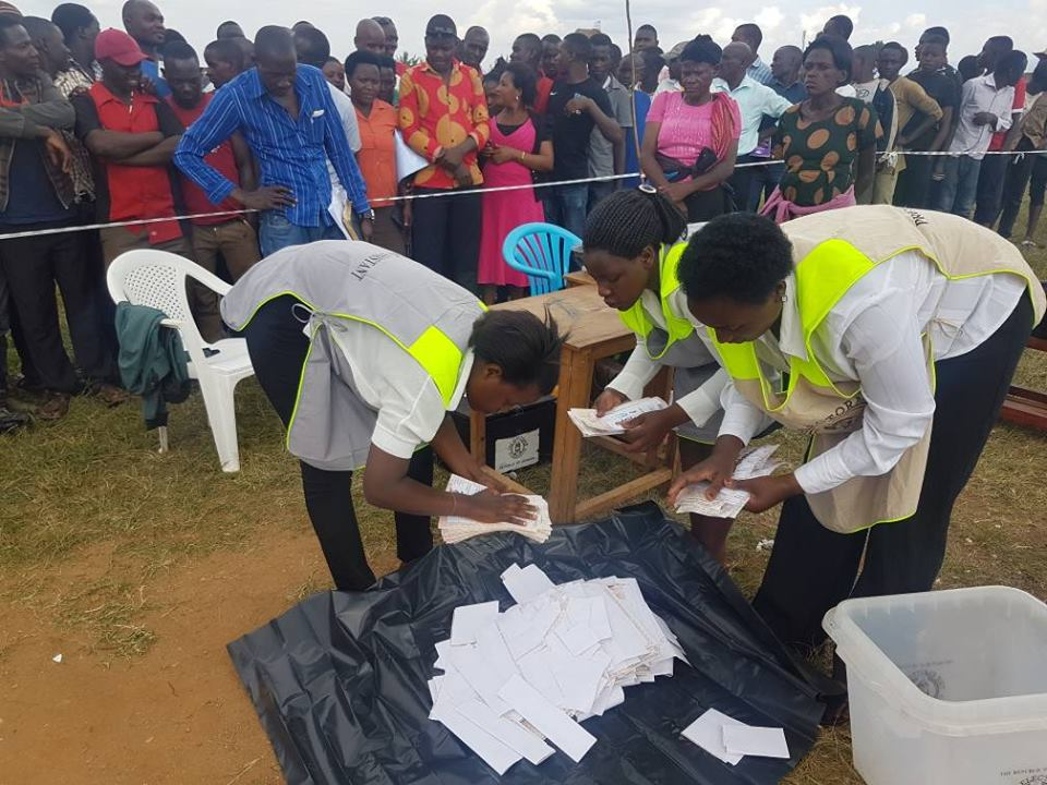 FDC's Muzanira Wins Rukungiri Woman Mp By Election