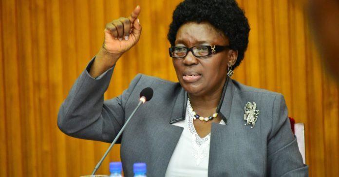 Speaker Rebecca Kadaga to give final rule on social media and mobile money tax