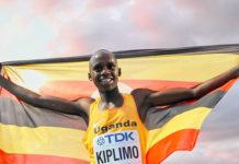 Jacob Kiplimo wins silver for Uganda at world junior championship