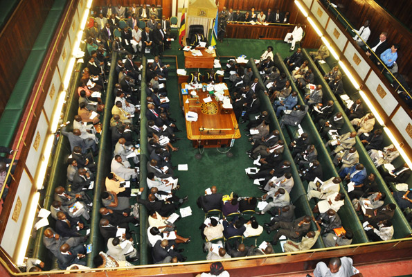 MPs are now a liability to Uganda – Report