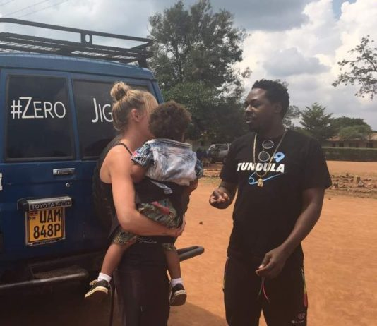 Singer Maro comes out on jiggers in Busoga region