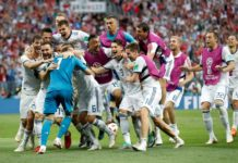 Russia knocks out Spain on penalties to qualify for World cup quarter finals