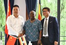Uganda gets culture park in China