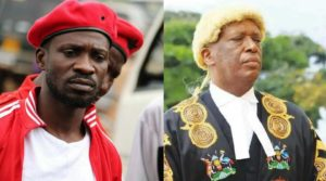 Bobi Wine Praises Justice Kenneth Kakuru on his age limit decision