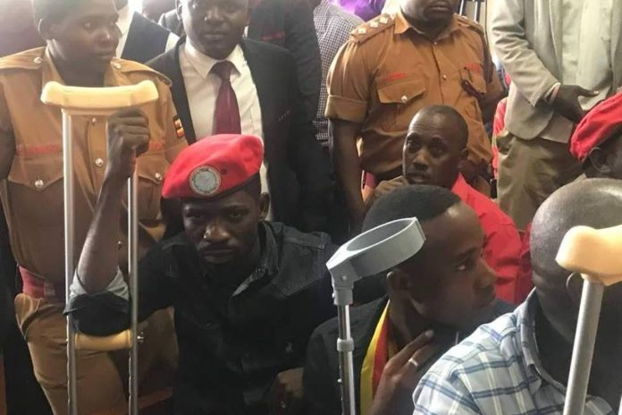 """What exactly happened to me in Arua? My story!"" Bobi Wine"