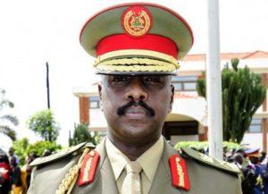 SPA/SO spokesperson dismisses stories about General Muhoozi