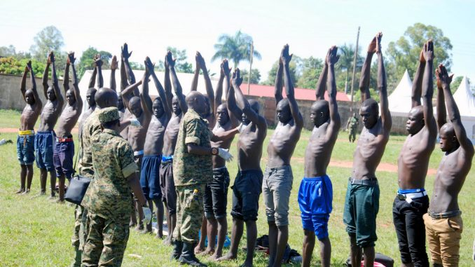UPDF starts recruitment of Local Defense Officers on Museveni's orders