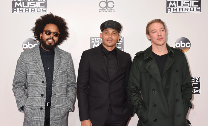 Club Pilsner Brings American Dance Trio Major Lazer To Kampala