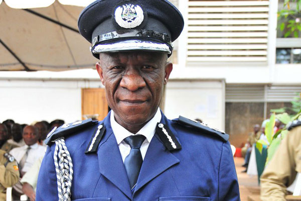 IGP Okoth Ochola warns on attacks to Police officers