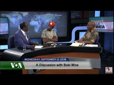 Bobi Wine faces Ugandan Ambassador Katende on Voice of America