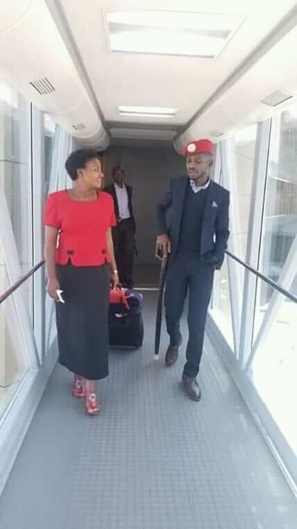Hon. Winnie Kiiza Breaks the Silence on Bobi Wine's Return