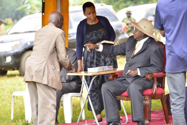 President Museveni Re-appoints Maj. Nakalema to fight Corrupt Government Officials
