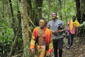 """It looks like Uganda singer Pallaso will soon be smiling his way up the music charts, all thanks to a huge investment he just made on his latest musical project. The""""Amaaso""""hit maker just injected over UGX100M in a music video for his single, Hannah, shot by celebrated videographer, Sasha Vybz."""