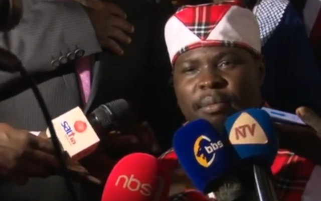 MP Zaake explains his health condition on return