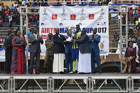 MASAZA CUP: Ssingo beats Buddu in Finals to win this year's trophy