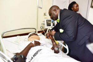 MP Zaake narrates how he survived death after Arua chaos
