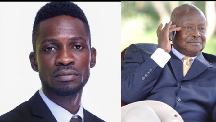 POLITICS: Bobi Wine attacks Museveni again, calls him a Liar