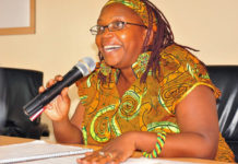 Stella Nyanzi Returns to Makerere University