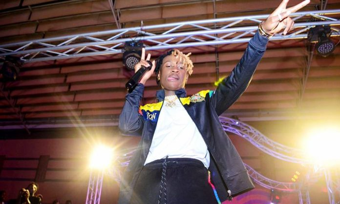 Fik Fameica, Vinka excite revelers at Club Dome Xplosion