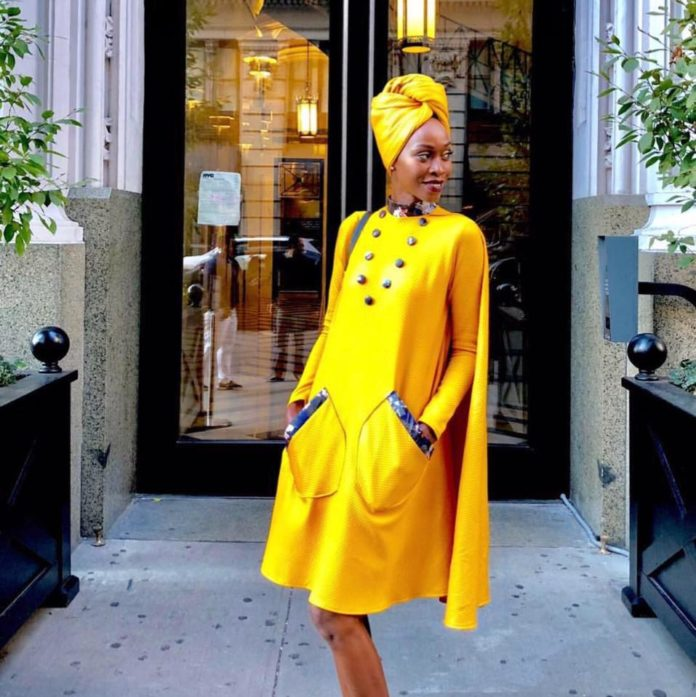 Judith Heard shines at International Fashion Event in Paris