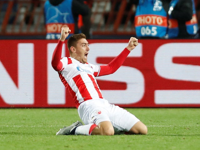 Liverpool's Chances Flop after defeat at Red Star Belgrade