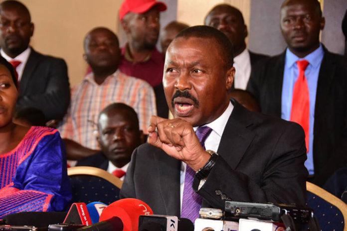 Gen. Mugisha Muntu: My Political Party is Ready
