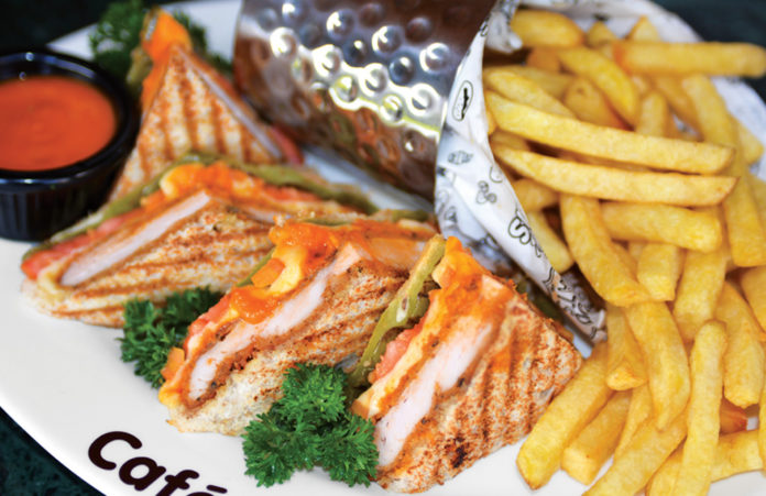 Why You Should Consider Having Lunch At Cafe Javas