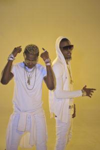 Pallaso, Chameleon reunite, shoot Hana remix video