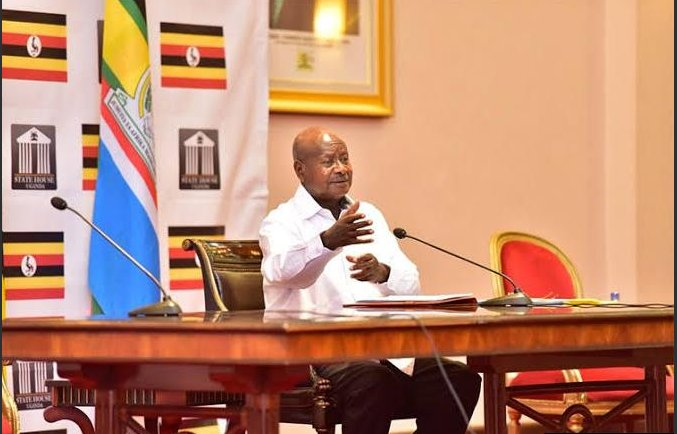 Museveni questions COSASE's procedure to probe Bank Of Uganda Officials