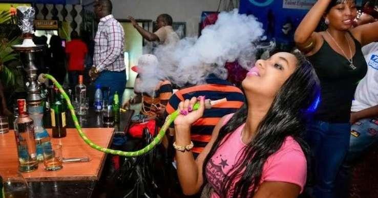 SHOCKING; Female Smokers In Uganda Out Number Men