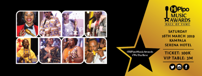Full List: Sheeba, Fameika Dominates HiPipo Nominations