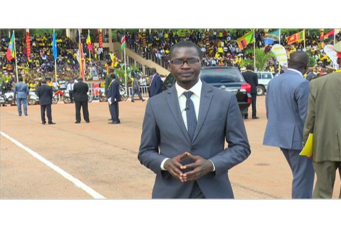 Flash Uganda Celebrity Profile: Ntv's Julius Ssenkandwa, An Investigative Reporter