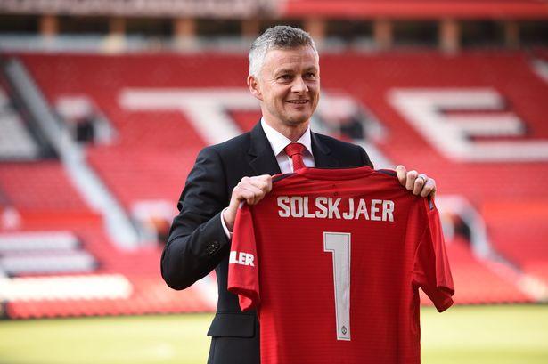 Ole Gunnar Solskjaer Now Full Man United Manager