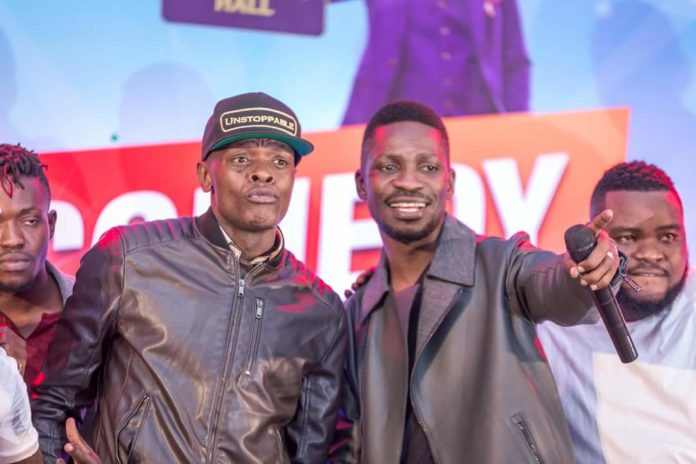 Jose Chameleone Ready To Take Over Lukwago's Seat