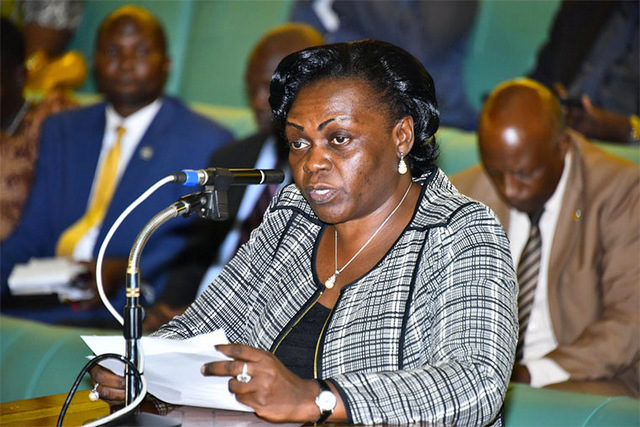 Reading the Bible for long leads to non-communicable diseases - state minister for Health