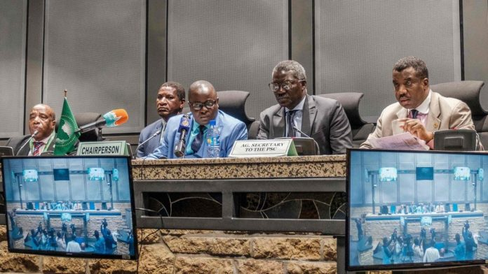 Sudan Suspended From Au Bloc Until A Civilian Government Is Established